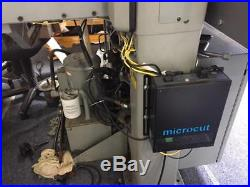 C&P Microsystems Microcut JR complete with motors, sensors & wiring harness