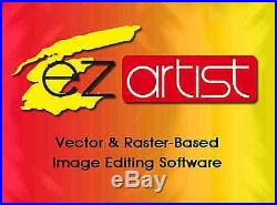 EZ Artist EZ RIP Software for DTG printer with usb dongle