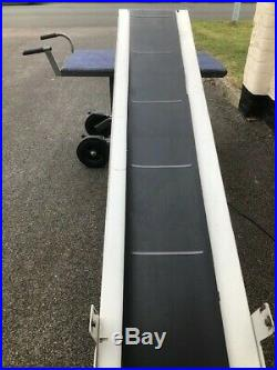 Electric Delivery Conveyor Delivery Belt Direct Mail Print Finishing