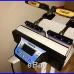 FREESUB DOUBLE TWIN 2IN1 Mug Heat Press ST-210 Sublimation. Used only fee times