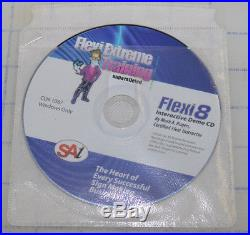 FlexiSIGN Print Cut 8.6v1 with Training & Dongle Flexi Sign Windows Rip Software