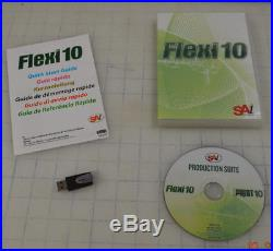 FlexiSIGN Pro 10.5.1 Build 1806 with Dongle Key Flexi Sign Windows Rip Software