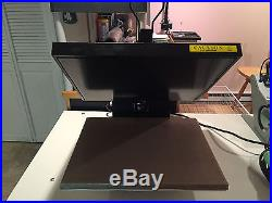 HPN Heat Press Nation 16x20 works & looks great. Pick-up or Shipping Your Choice