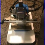 Howard Personalizer Hot Foil Imprinting Machine with Fonts, Foil, & Attachments