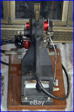 Howard Personalizer Hot Stamping Machine, Type, & Accessories