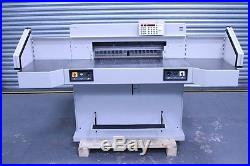 Ideal 7228 Programmable Guillotine with Light Beam Guards (Ig1) (£5250 + VAT)
