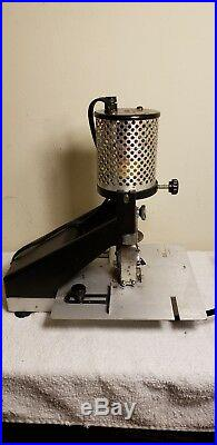 Lassco Wizer W-100 Number-Rite Numbering Machine W-100 Used