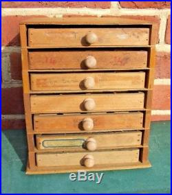 Letterpress Printing Adana Wooden Sectional Type draw Cabinet with 7 small cases