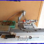 NEW HERMES GK II -T MANUAL PANTOGRAPH ENGRAVER WITH BRASS FONTS