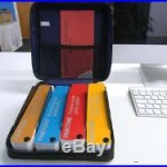 Pantone Swatch Book Collection (x4) with Pantone Case, inc Solid to Process