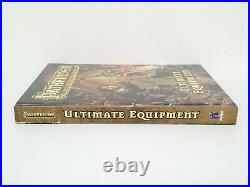 Pathfinder Roleplaying Game Ultimate Equipment Paizo First Printing Used