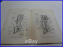Pease Peerless Automatic Electric Blue Printing Equipment Instructions 1929