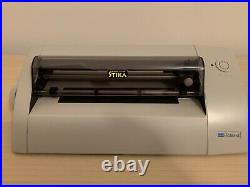 Preowned Roland Stika Vinyl Design Cutter, Model STX-7 With Users Manual