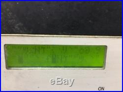 Print and Apply UPAII-212-CL Print with Sato printer head (M-8400S) Used Tested