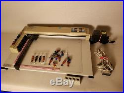 ROLAND DXY 885 XY PLOTTER with power supply