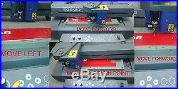 Roland EGX-30 Engraver with 11 Character cutter 6.5x3/8+4.5x1/8, JAPAN MADE