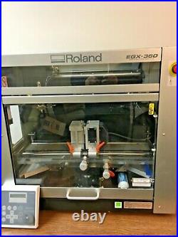 Roland EGX-360 Engraving Machine Outstanding Condition! (Free Shipping)