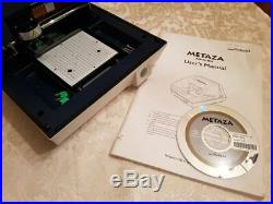 Roland MPX-80 Photo Impact Printer metal engraving machine only 1 pin ever used