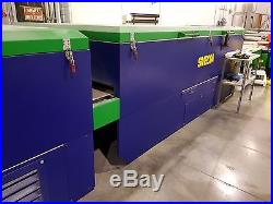 Svecia Screen Printing machines for sublimation