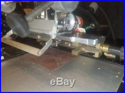 The Howard Personalizer Imprinting Hot Foil Stamping Machine