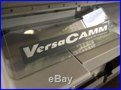 USED ROLAND VersaCAMM SP-540v with Printing PC