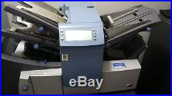 Used DI425 FastPac Inserting System Folding Machine for letters documents