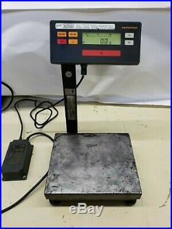 Used Sartorius Qs4000 Electronic Precision Lab / Ink Mixing Scale 0.1-4000 Grams