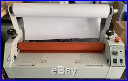 Vivid Easymount 650 A1 Cold Laminator Only a Month Old Mint Condition